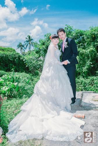 結婚囍宴-婚禮紀錄-林園037