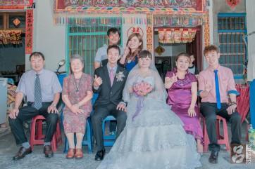 結婚囍宴-婚禮紀錄-林園038