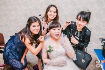 結婚囍宴-婚禮紀錄-林園041
