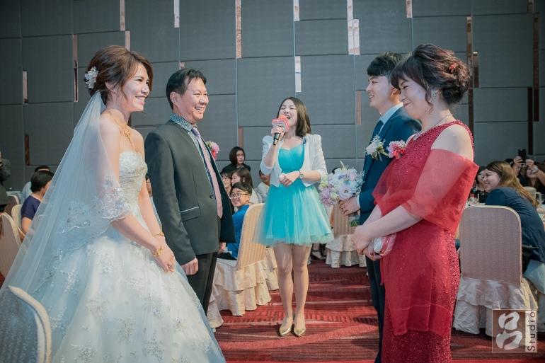 婚禮交手儀式
