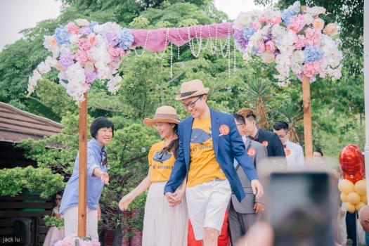 情侶裝新郎新娘