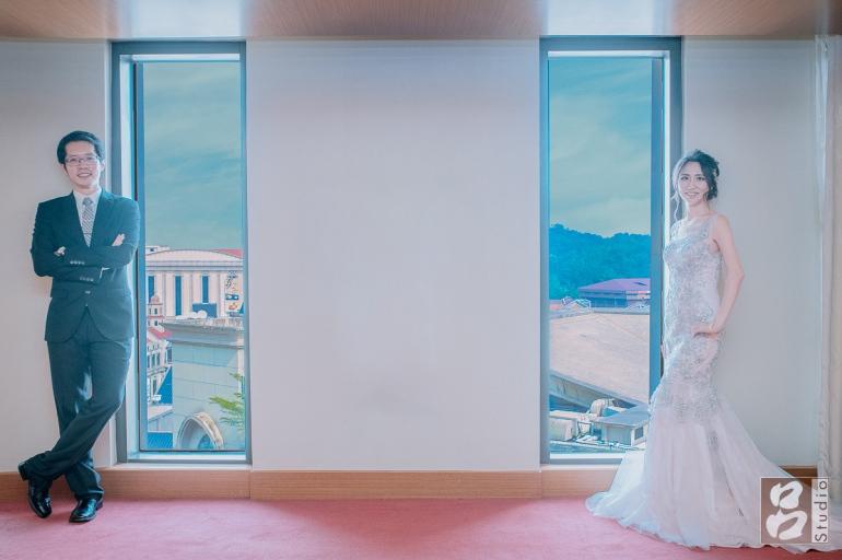 新人類婚紗照
