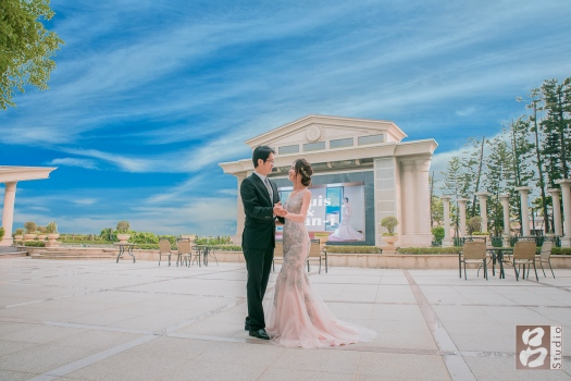 義大廣場婚紗照