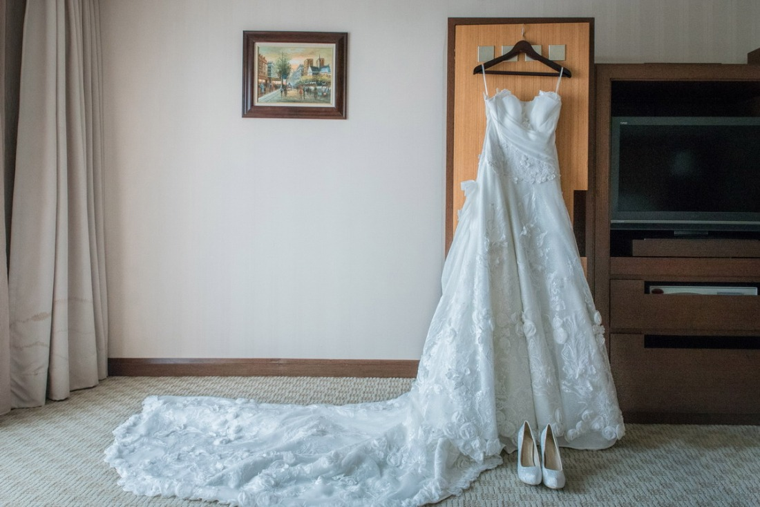 長榮飯店新娘房