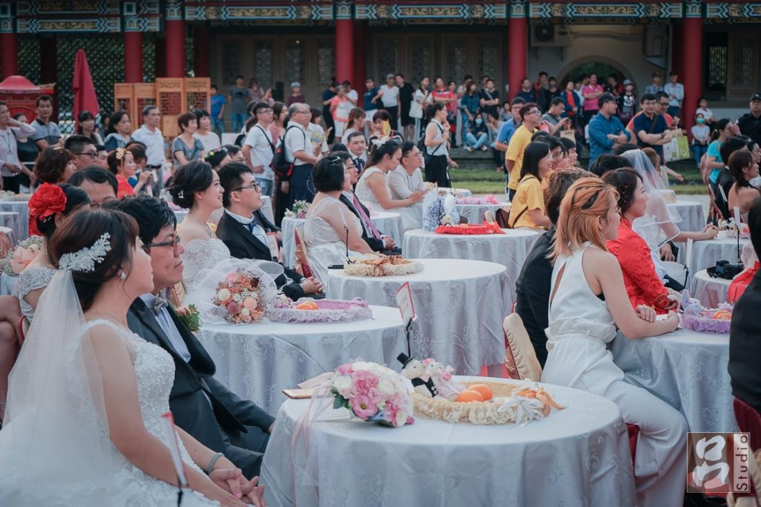 左營孔廟市民聯合婚禮