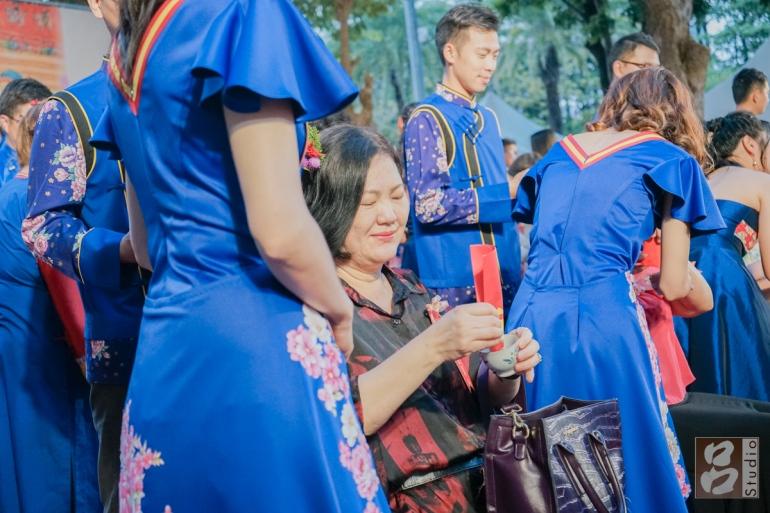 食新娘茶和包紅包