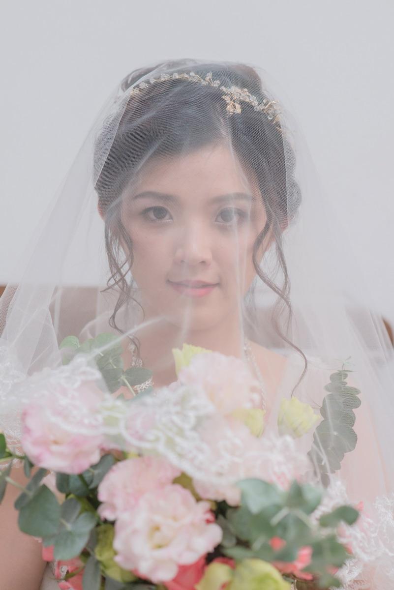 新娘與捧花