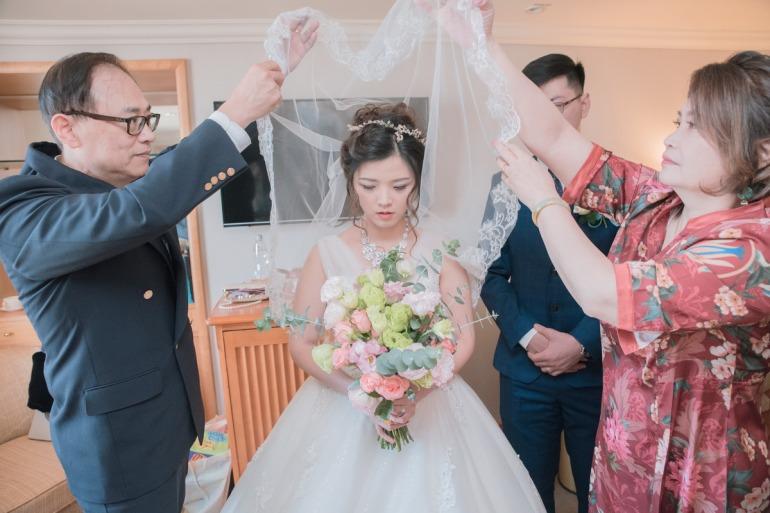 新娘蓋頭紗