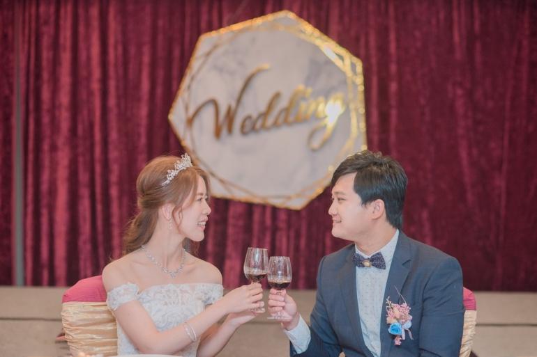 新郎新娘互敬