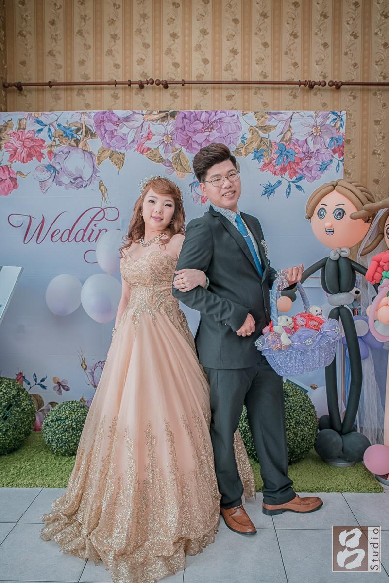二進新娘禮服